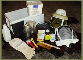 beekeeper supplies